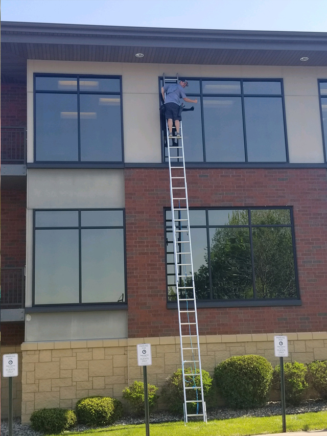 residential window cleaning services by waynes home services