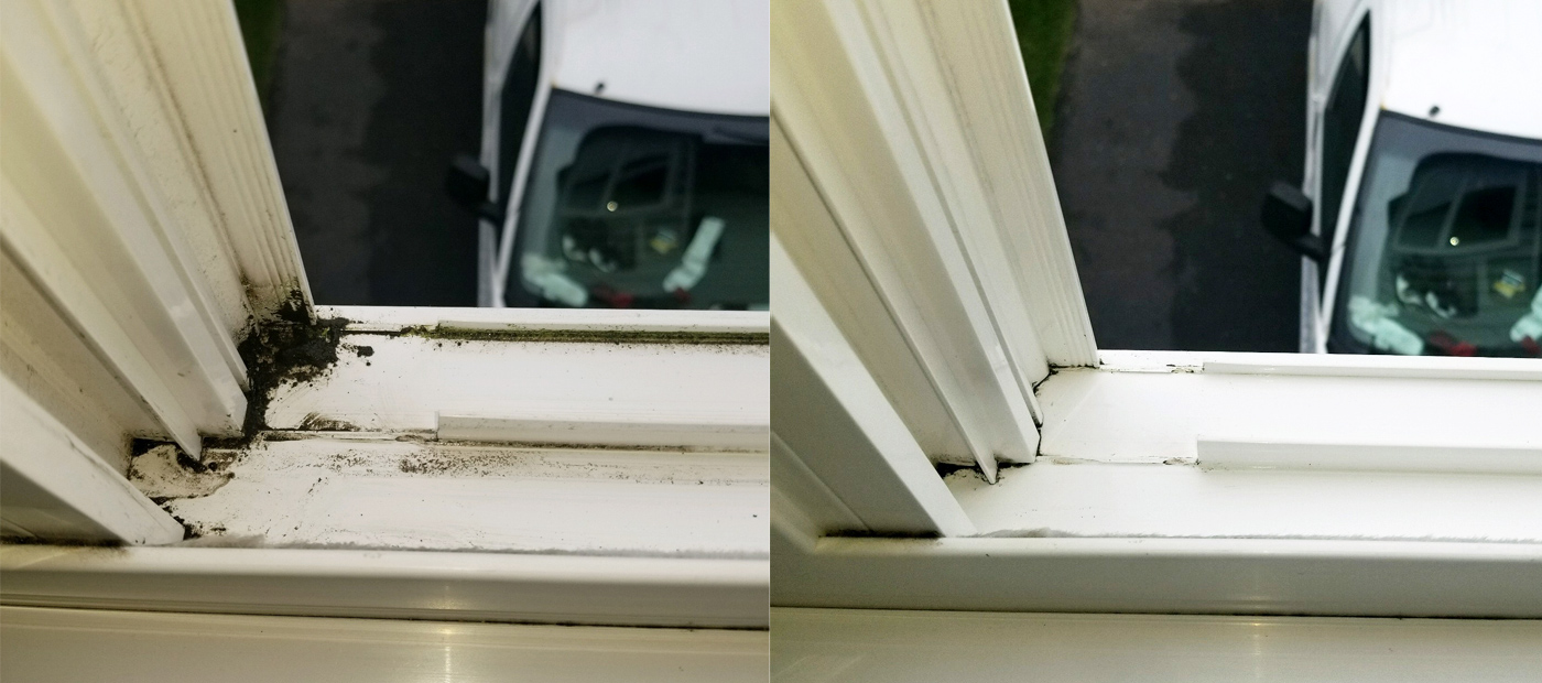 interior residential window cleaning services by waynes home services