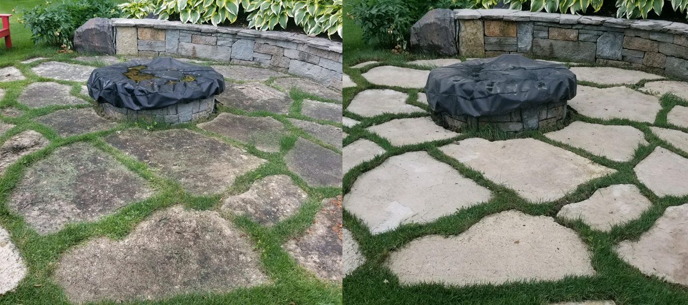 residential power washing services by waynes home services