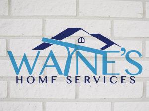 Wayne's Home Services Logo